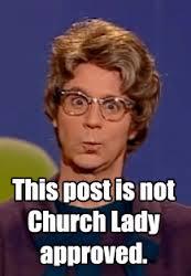 church lady