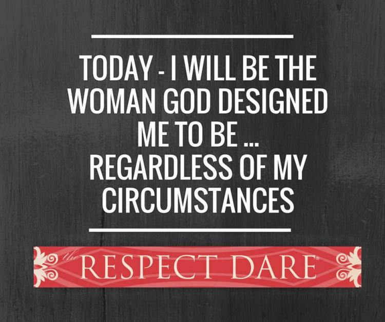 respect dare quote